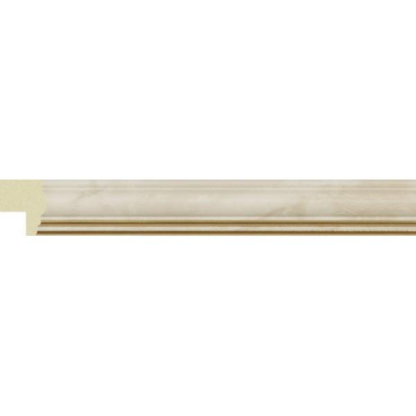 Багет пластиковый 135N.OAC.147