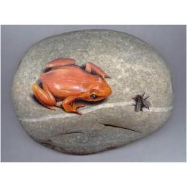 Фото на камне