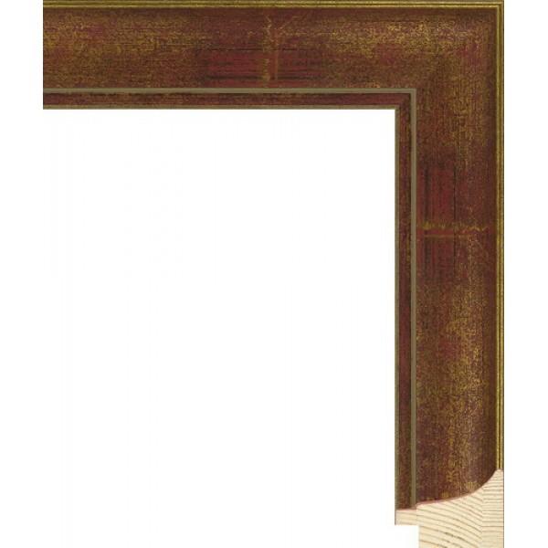 Багет деревянный Живая классика NA044.0.101