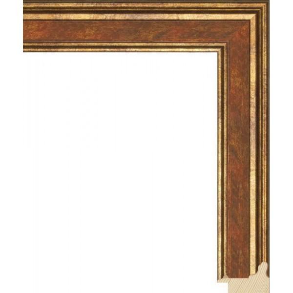 Багет деревянный Живая классика NA052.0.117